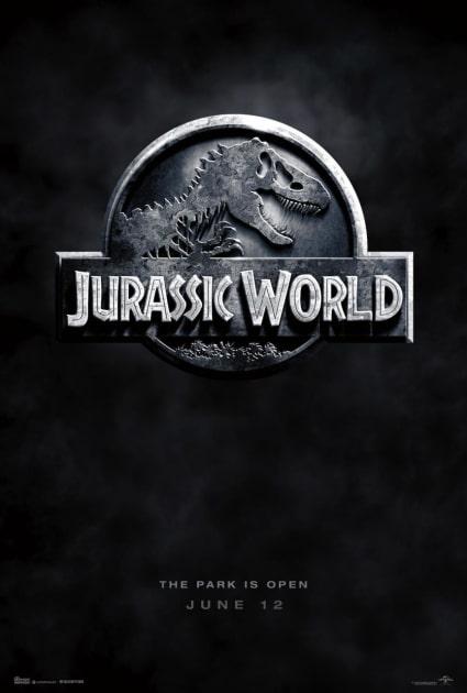 First Official Jurassic World Poster