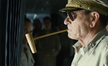 Emperor Clip Drops: Tommy Lee Jones Shows Us Some Good Old Fashioned American Swagger