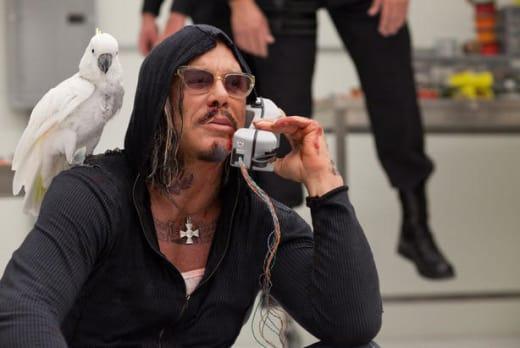 Ivan Rolls Like a Pirate