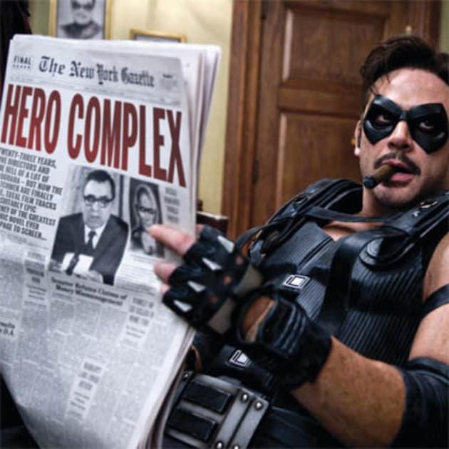 A Hero Complex