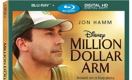 Million Dollar Arm DVD Review: Jon Hamm Pitches Perfect Game