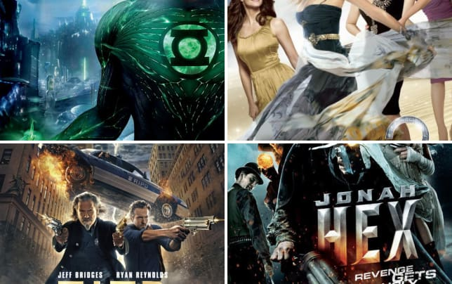 19 worst summer movies green lantern