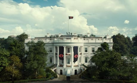 G.I. Joe Retaliation White House