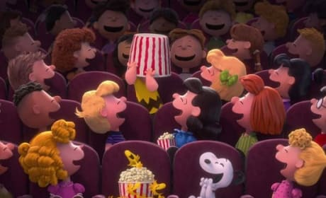 Charlie Brown The Peanuts Movie