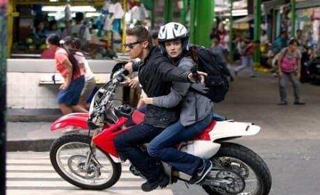 Rachel Weisz Jeremy Renner The Bourne Legacy