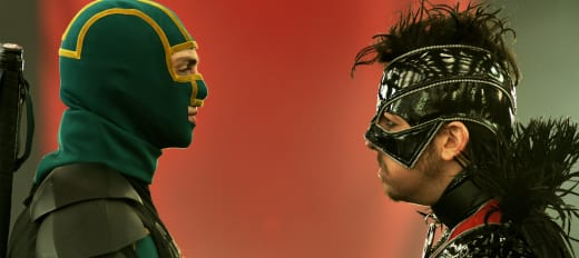 Kick-Ass and The Motherfucker Kick-Ass 2