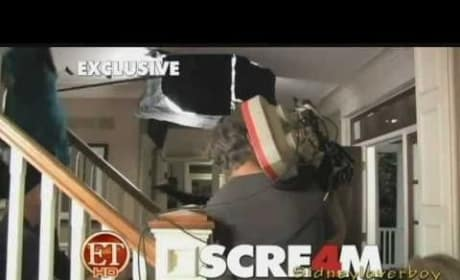 Scream 4 - Complete Behind The Scenes From Entertainment Tonight