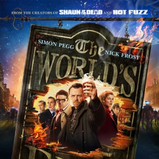 The World's End Poster - New