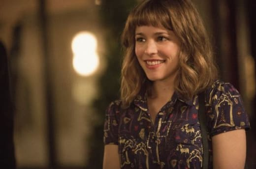 About Time Rachel McAdams