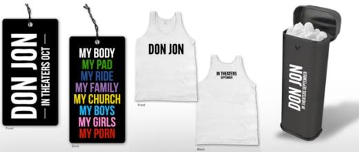 Don Jon Prize Pack