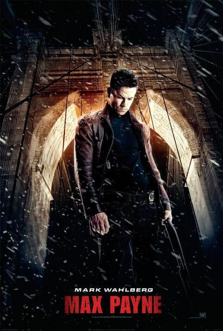 An International Max Payne Movie Poster