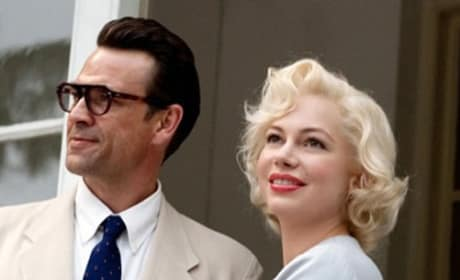 My Week with Marilyn: New Stills Show Michelle Williams' Brilliance