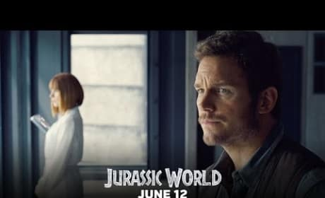 Jurassic World Clip: Past and Future
