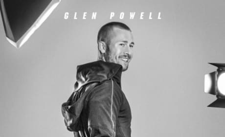 The Expendables 3 Glen Powell Poster
