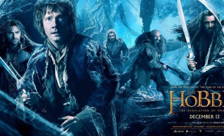The Hobbit: The Desolation of Smaug Banner Teases Trailer