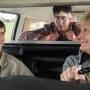 Dumb and Dumber To Jim Carrey Rob Riggle Jeff Daniels