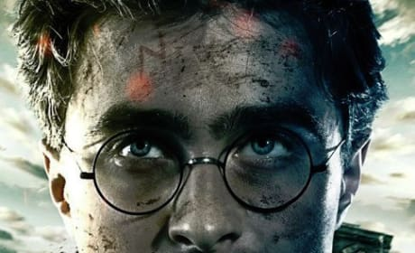 New Harry Potter and the Deathly Hallows Part 2 Poster