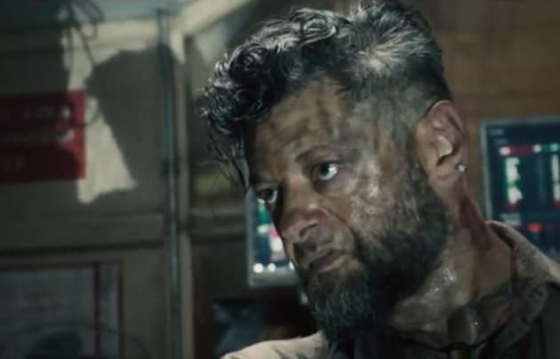Avengers Age of Ultron Andy Serkis Photo