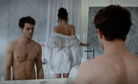 Dakota Johnson Fifty Shades of Grey Jamie Dornan