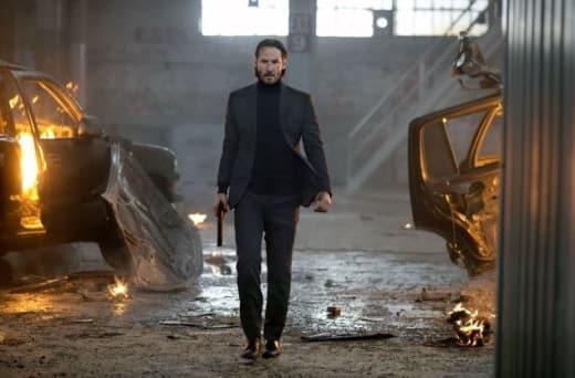 Keanu Reeves Stars John Wick