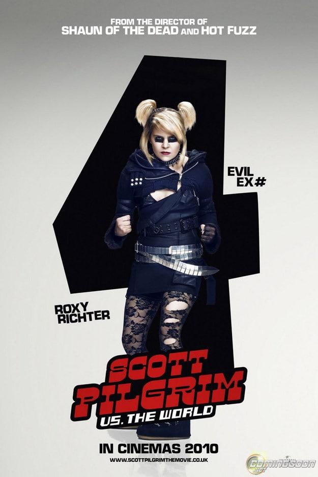 Scott Pilgrim Banner- Evil Ex #4