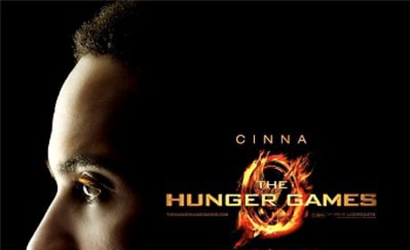 The Hunger Games: Cinna Character Poster