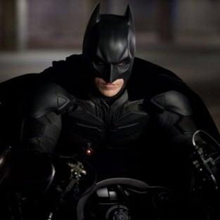 Dark Knight Rises Star Christian Bale