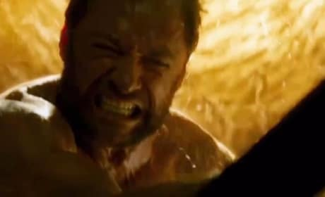 Hugh Jackman in The Wolverine Clip