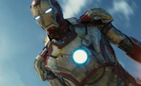Iron Man 3 Kid's Choice Trailer: People Call Me a Superhero