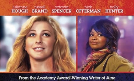 Paradise Exclusive Giveaway: Win Signed Poster by Julianne Hough & Octavia Spencer