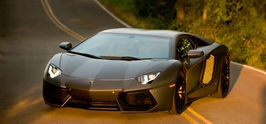Transformers 4 Lamborghini Aventador