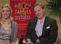 Damsels in Distress Exclusive: Greta Gerwig and Whit Stillman's Partnership
