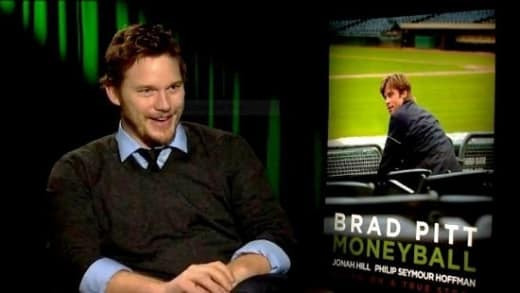 Chris Pratt Talks Moneyball