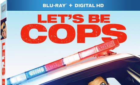 Let's Be Cops DVD Review: Bodacious Boys in Blue Come Home