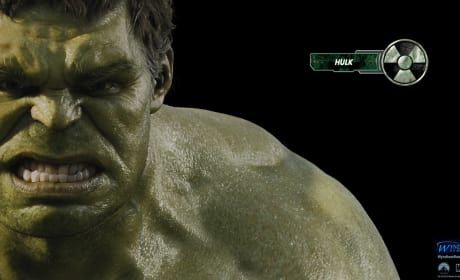 The Avengers Wallpaper: The Hulk