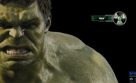 The Avengers Wallpaper: The Hulk