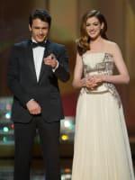 Anne Hathaway's Oscar Dresses #1