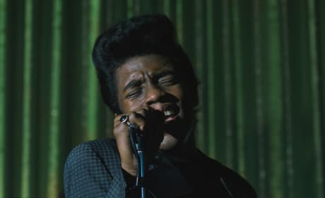 Get On Up Chadwick Boseman As James Brown