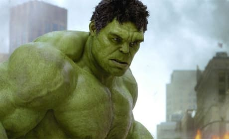 Mark Ruffalo Stars as The Hulk