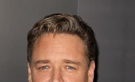 Russell Crowe Photograph