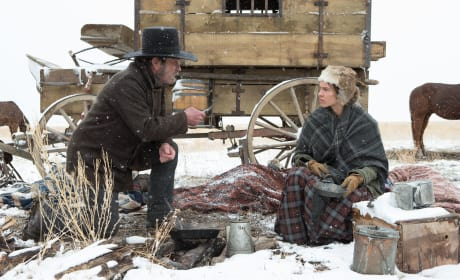 The Homesman Hilary Swank Tommy Lee Jones