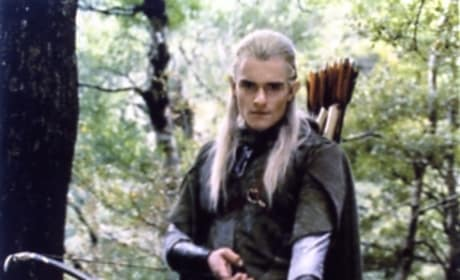 First Cate Blanchett Returns for The Hobbit, Now Orlando Bloom?
