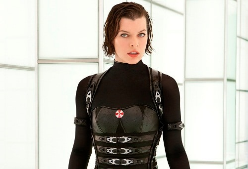 Milla Jovovich Resident Evil Retribution Picture
