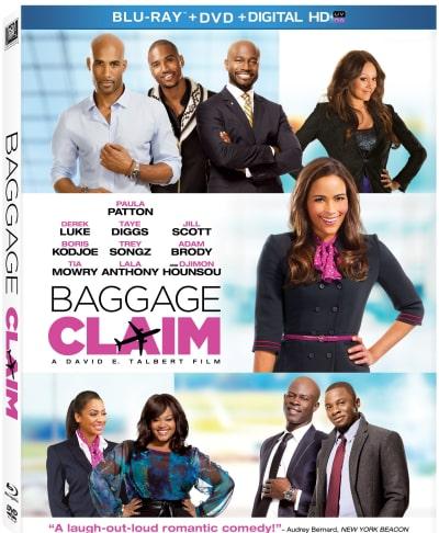 Baggage Claim DVD