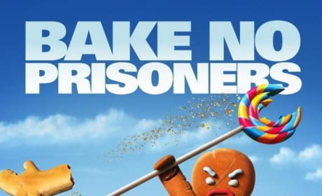 Shrek Forever After Bake No Prisoners Poster