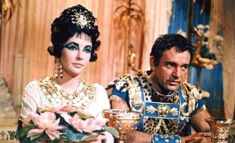 Cleopatra Richard Burton Elizabeth Taylor