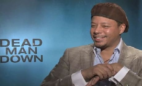 Dead Man Down: Terrence Howard Talks Villainy as Business