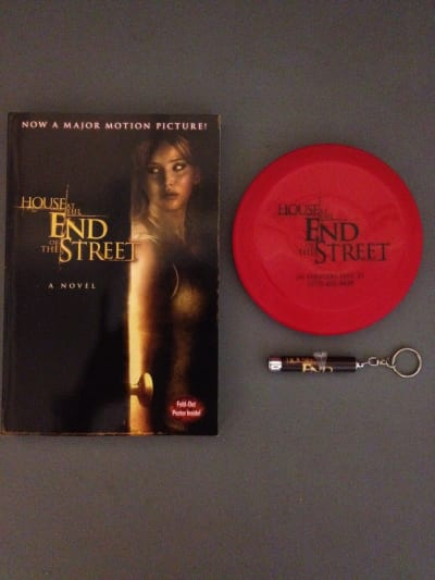 House at the End of the Street Prize Pack