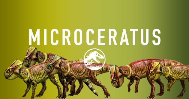 Jurassic World Microceratus
