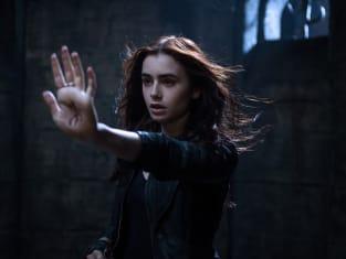 Lily Collins The Mortal Instruments: City of Bones